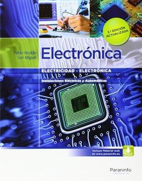 """Electrónica """"Instalaciones eléctricas y automáticas"""""""