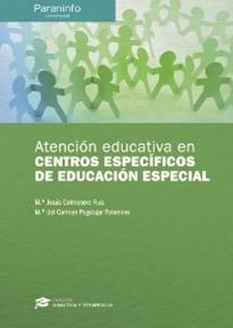 Atención Educativa en Centros Específicos de Educación Especial