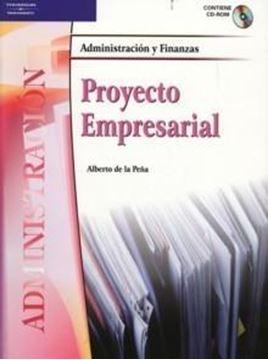 """Proyecto Empresarial + Cd-Rom. Administración y Finanzas """"(Formación Profesional)"""""""