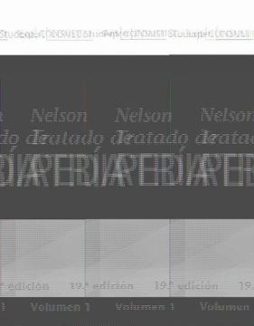 Nelson.Tratado de Pediatria + Expert Consulting+ Acceso Web en Español. 2 tomos