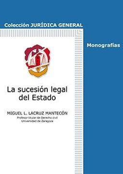 Sucesión legal del Estado, La