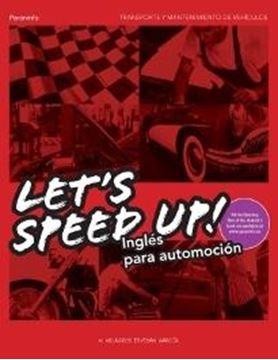 """Let S Speed Up """"Inglés para Automoción"""""""