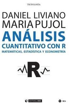 """Análisis cuantitativo con R """"Matemática, estadística y econometría"""""""
