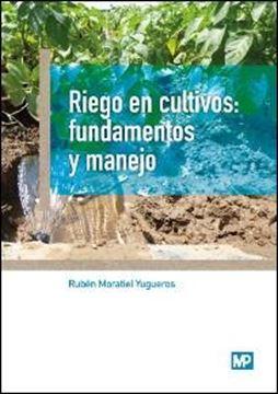 Riego en cultivos: fundamentos y manejo