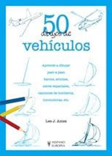 50 dibujos de vehículos