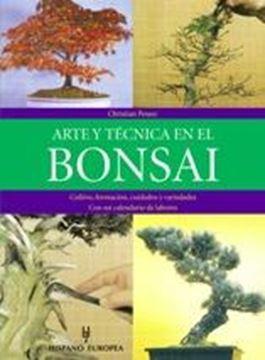 Arte y técnica en el bonsai