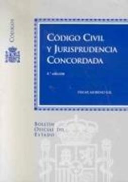 Código Civil y Jurisprudencia Concordada + Cd-Rom