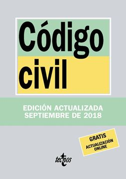 Código Civil 37ª ed, 2018