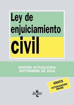 Ley de Enjuiciamiento Civil 2ª ed, 2018