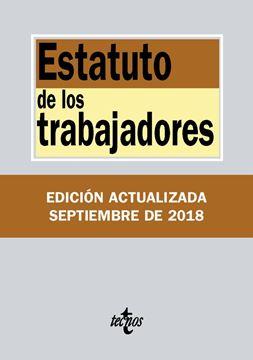 Estatuto de los Trabajadores 34ª ed, 2018