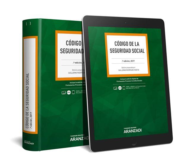 Código de la Seguridad Social (Papel + e-book)