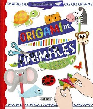 """Origami de animales """"Col. Figuras de papel"""""""