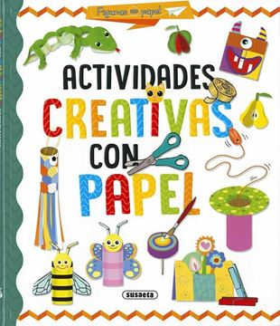 "Actividades creativas con papel ""Col. Figuras con papel"""
