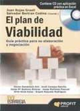 """Plan de viabilidad """"Guía práctica para su elaboración y negociación"""""""