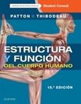 Estructura y función del cuerpo humano + StudentConsult en español, 2016