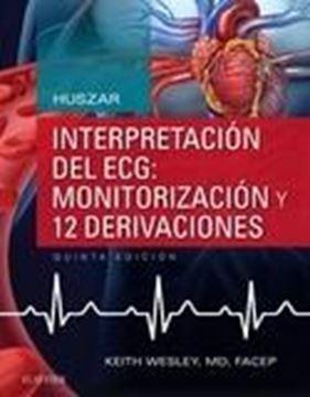 Huszar. Interpretación del ECG: monitorización y 12 derivaciones (5ª ed.)