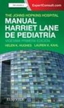 "Manual Harriet Lane de pediatría + ExpertConsult (21  ed.) ""Manual para residentes de pediatría"""