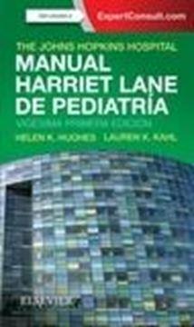 """Manual Harriet Lane de pediatría + ExpertConsult (21  ed.) """"Manual para residentes de pediatría"""""""