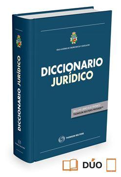 """Diccionario Jurídico """"Real Academia de Jurisprudencia y Legislación"""""""