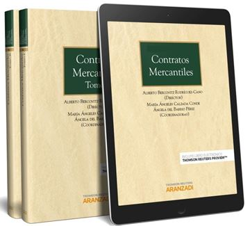 Contratos mercantiles (2 Tomos) (Papel + e-book)