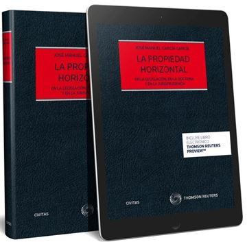 """Propiedad Horizontal, La """"En la Legislación, en la Doctrina y en la Jurisprudencia"""""""