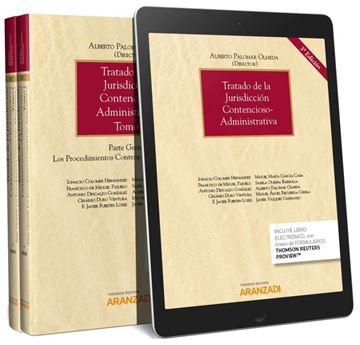 Tratado de la Jurisdicción Contencioso-Administrativa 2 Tomos