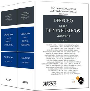 Derecho de los bienes públicos (2 tomos)