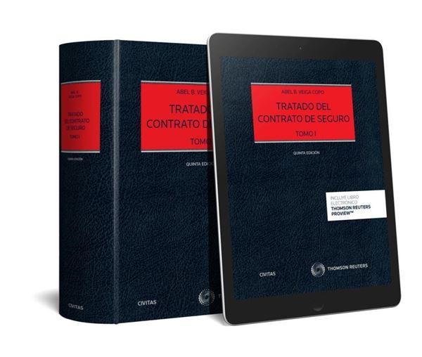 Tratado del Contrato de Seguro 2 Tomos, 5º Ed. 2018