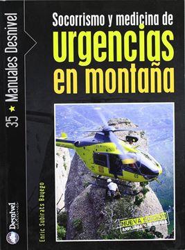 Socorrismo y medicina de urgencias en montaña