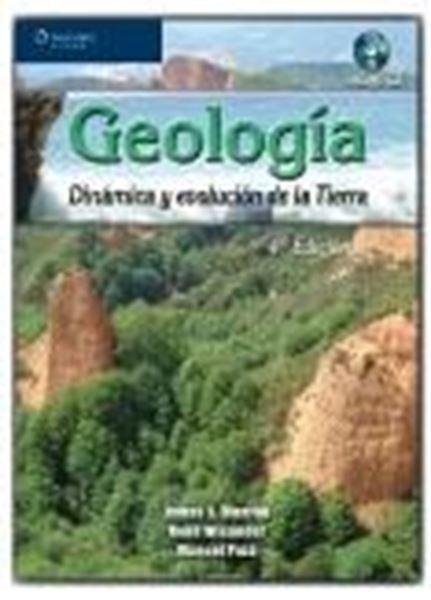 """Geología Dinámica y Evolución de la Tierra """"Dinámica y Evolución de la Tierra"""""""