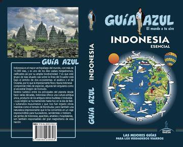 Indonesia Esencial Guía Azul
