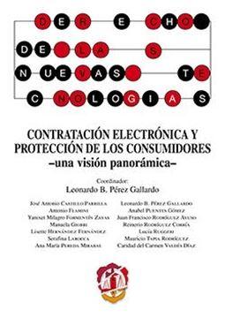 """Contratación electrónica y protección de los consumidores """"una visión panorámica"""""""