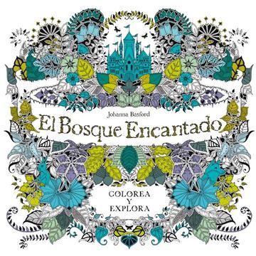 """Bosque encantado, El """"Colorea y explora"""""""