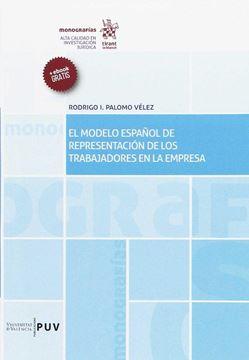 Modelo español de representación de los trabajadores en la empresa, El