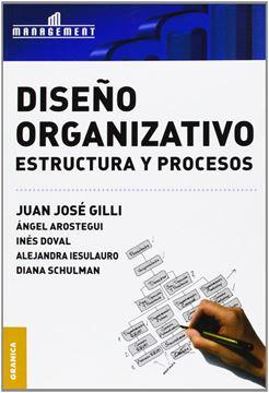 """Diseño Organizativo """"Estructura y procesos"""""""