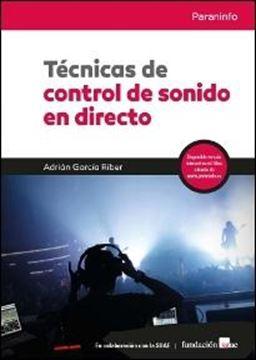Técnicas de control de sonido en directo