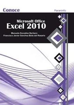 "Microsoft Office Excel 2010 ""Conoce"""