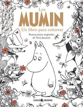 Los Mumin. Un libro para colorear