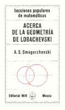 Lecciones Populares de Matemáticas. Acerca de la Geometría de Lobachevski