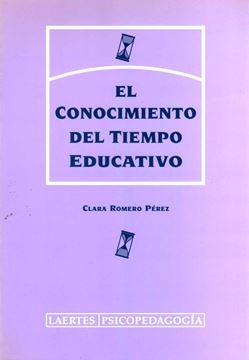 El Conocimiento del Tiempo Educativo