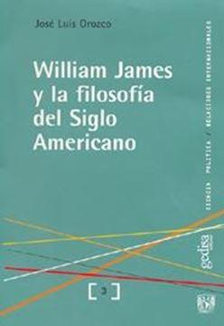 William James y la filosofía del siglo americano