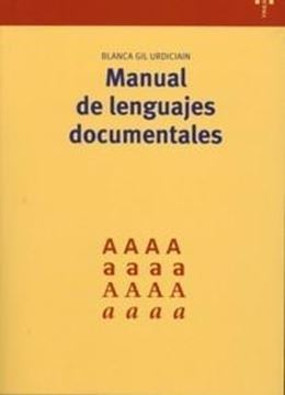 Manual de lenguajes documentales