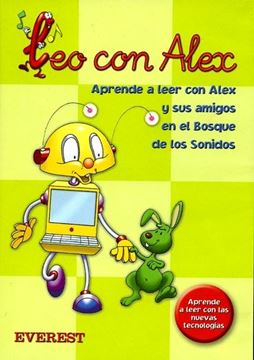 CD Leo con Álex. Aprende a leer con Álex y sus amigos en el Bosque de los Sonido