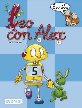 """Leo con Álex 5. Escribo.  """"Cuadrícula"""""""