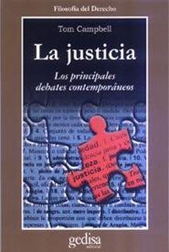 """Justicia, La """"Los principales debates contemporáneos"""""""