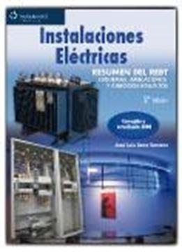 """Instalaciones Eléctricas """"Resumen del Rebt"""""""