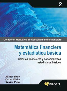 Matemática financiera y estadística básica