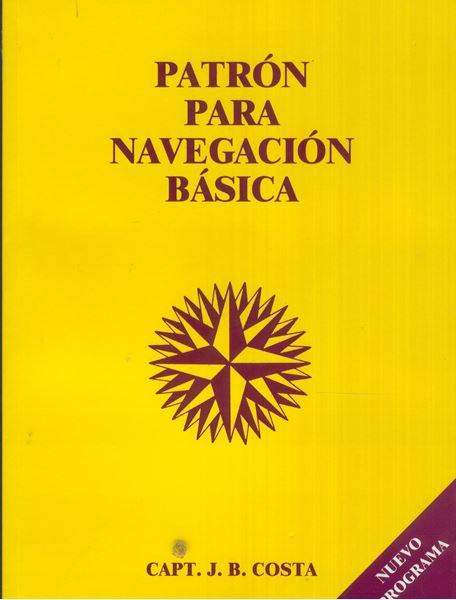 """Patron para Navegación Básica """"Nuevo Programa 2008"""""""