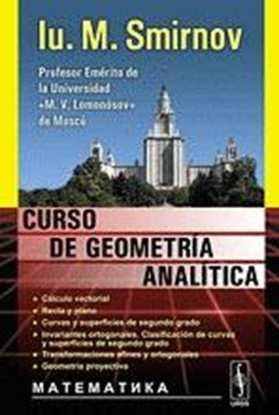 Curso de Geometría Analítica