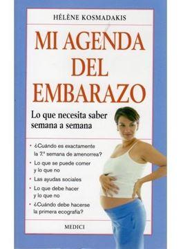 Mi agenda del embarazo